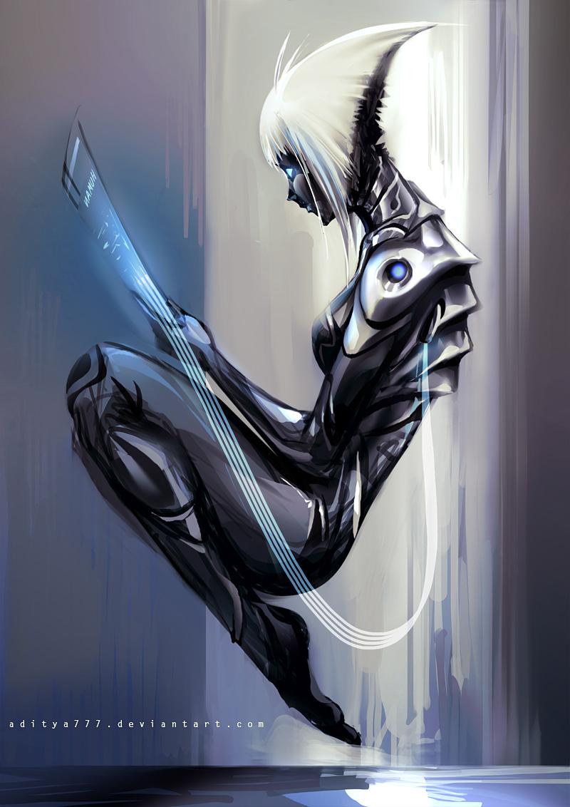 Human - 1 by aditya777
