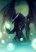 Dragon by aditya777