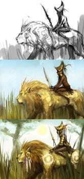 Hunter - Process