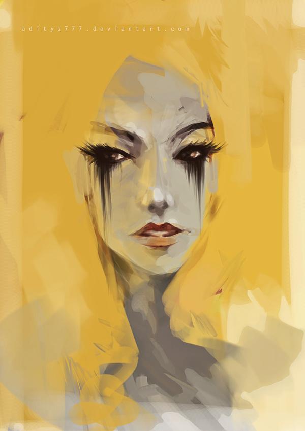 Yellow by aditya777
