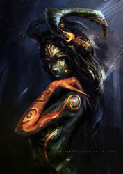 Demon Queen - 01 by aditya777