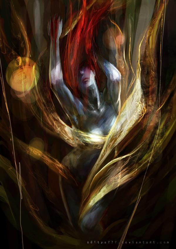 Bad dreams by aditya777