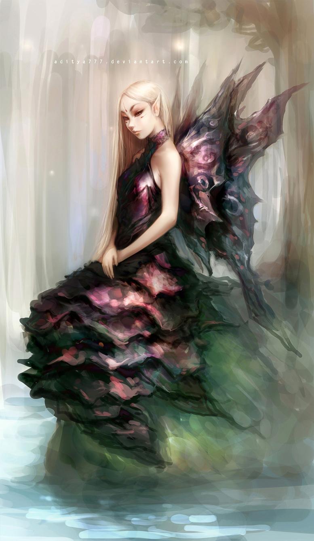 Schmetterling - 02 by aditya777