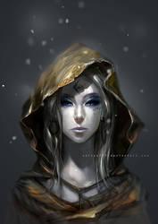 Female wizard - 01
