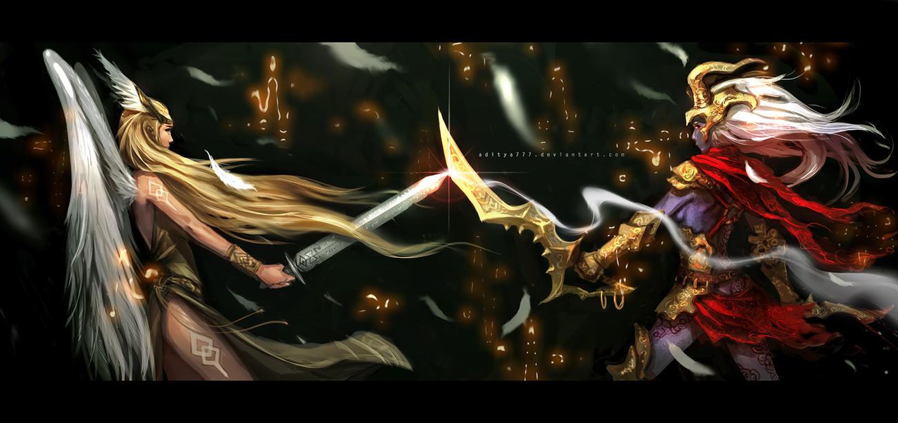 Ancient Battles by aditya777