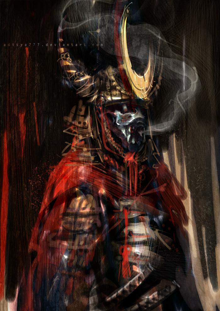 Samurai by aditya777