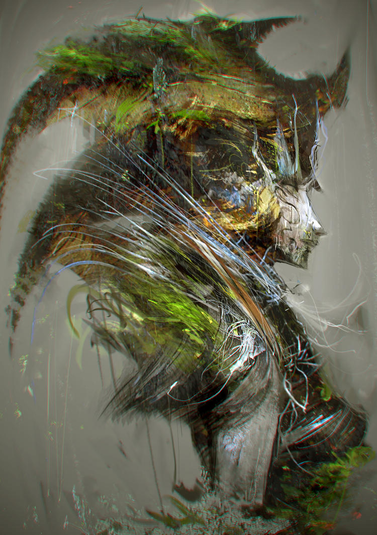 Dryad by aditya777