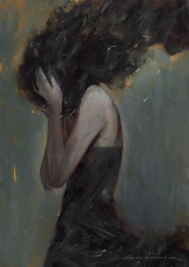 Anxiety 140911 by aditya777