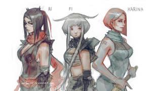 Character Sk