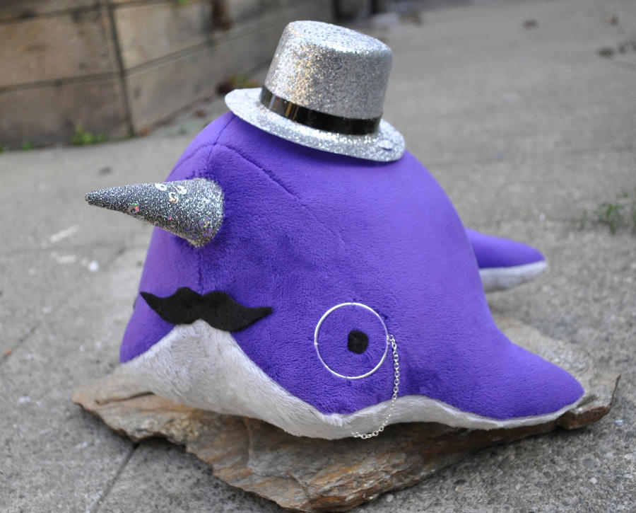 Mr Dandy Narwhal by