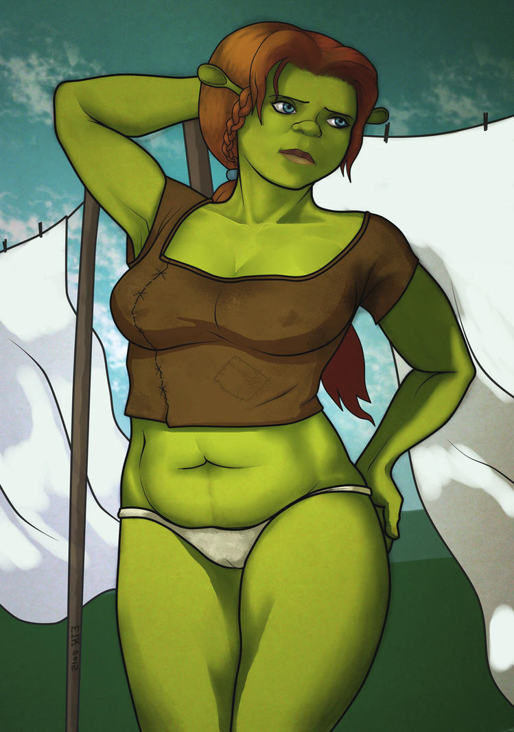 Fiona and the ogre cartoon pornography sexy clips