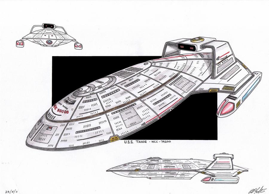 Fan design star trek by sketch52000 on deviantart for Wohnung star trek design