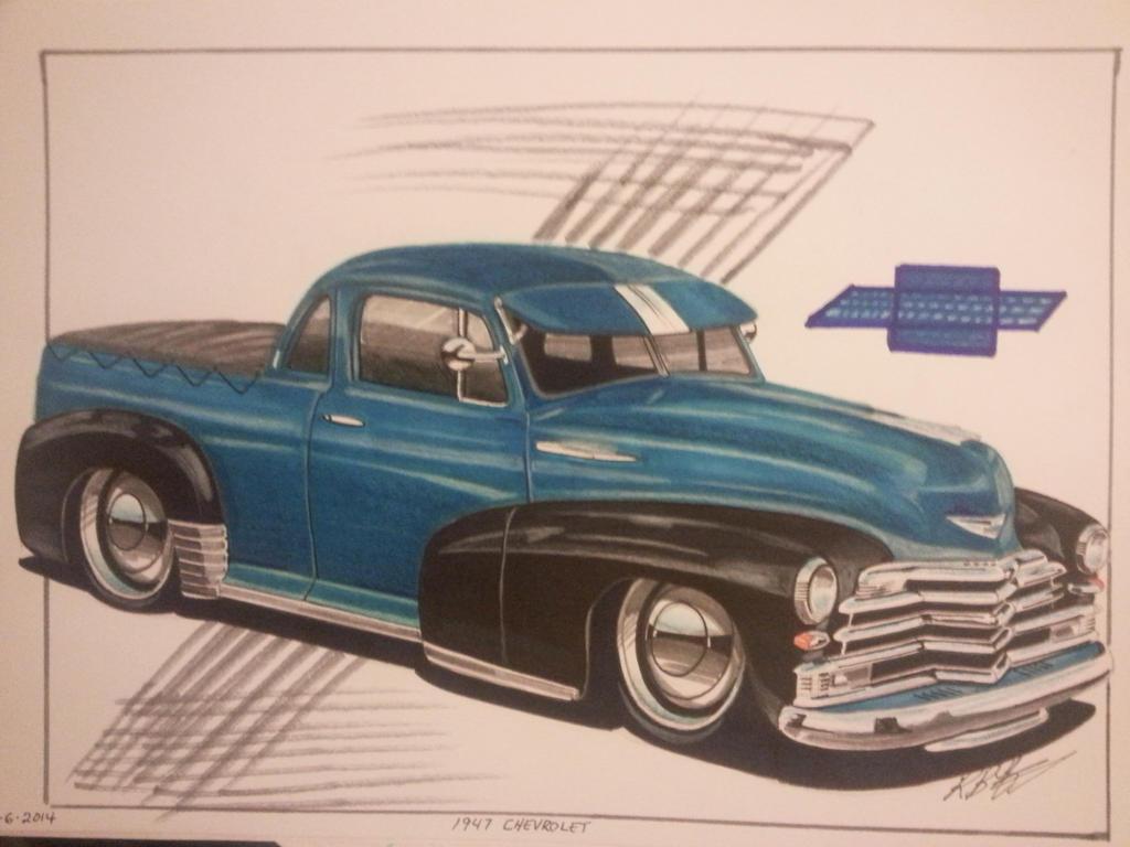 El camino, Ranchero.. et autre truc du genre - Page 5 Chevrolet_ute_by_sketch52000-d83bfyh