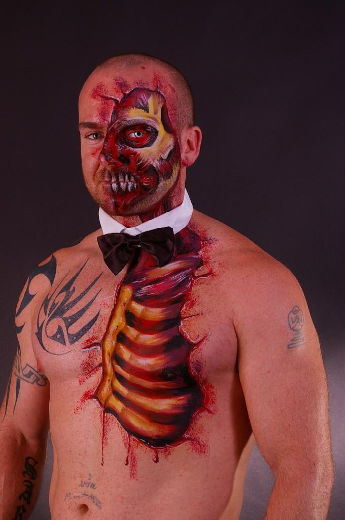 Halloween Work 002 by marshon