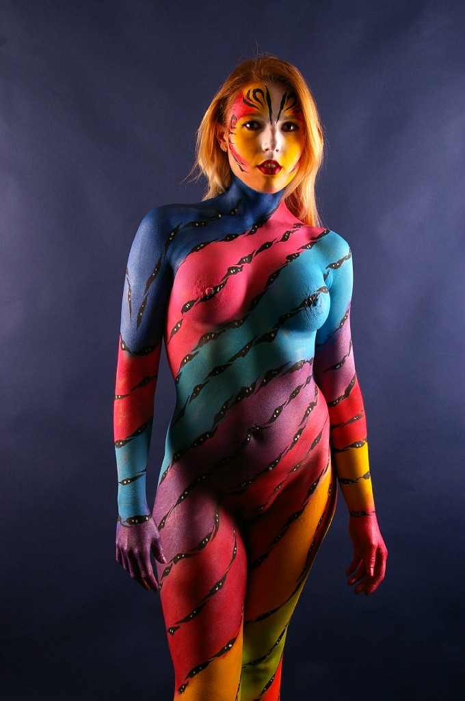 Elle 005 Spiral Colours by marshon