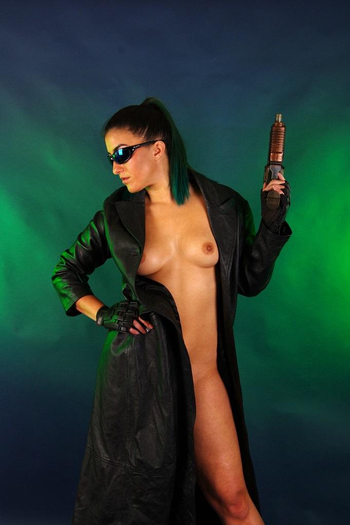 Jessica 'The Matrix' 3003 by marshon