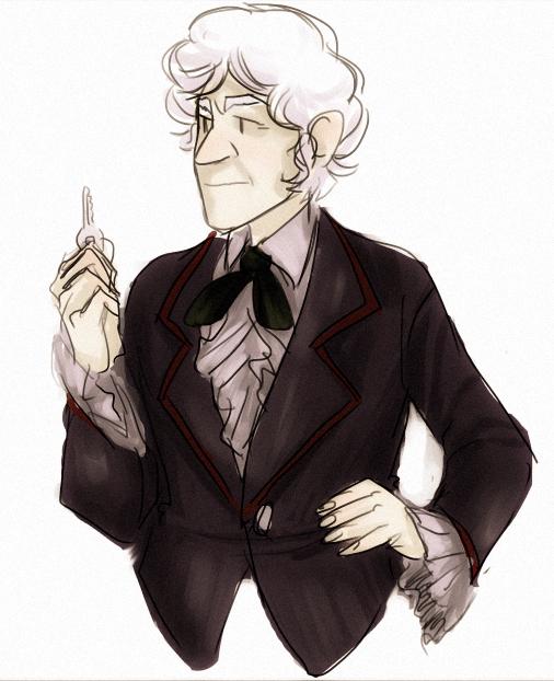 3rd doctor by nefartari