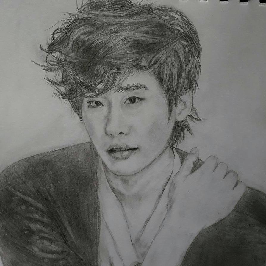 Lee Jong Suk by NixF13