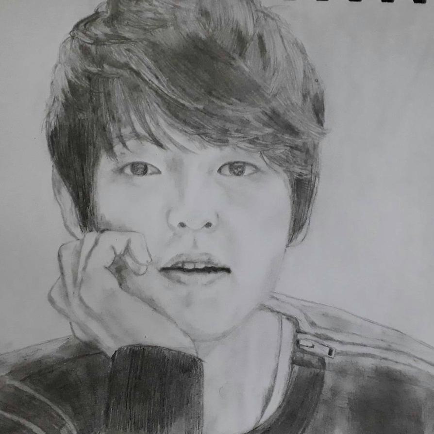 Song Joong Ki by NixF13