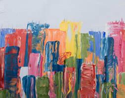 City Skyline 1 by braderby