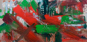 Christmas Colors Abstracted by braderby