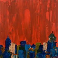 City Sunset by braderby
