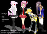 Pose Pack: Standing Poses 2
