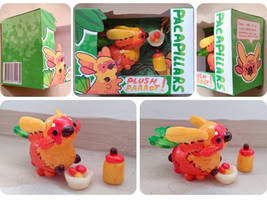 Fake toy kit Pacapillar monthly entry by CherryWater