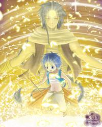 Magi by Shishi-Lenka