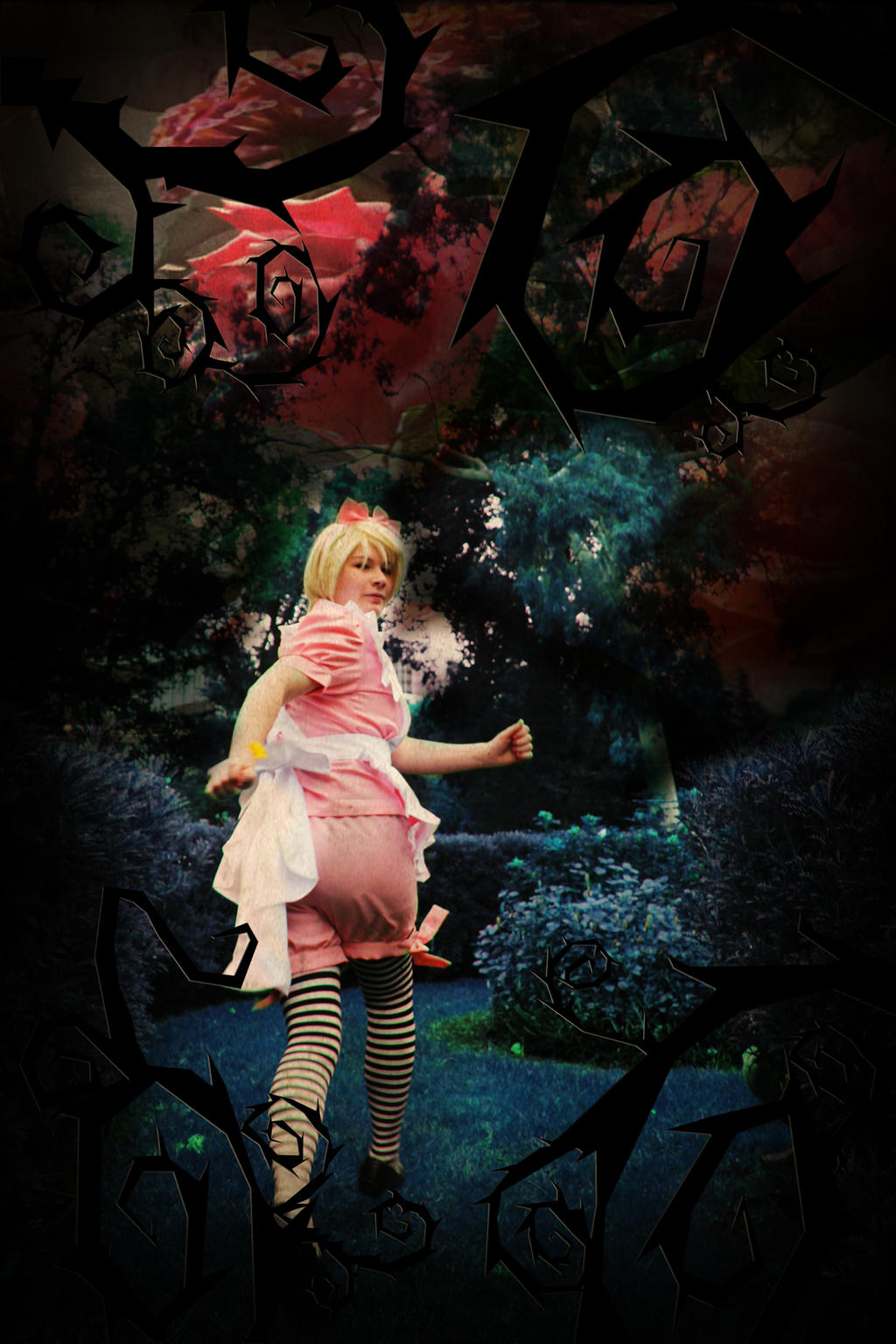 Alois in Wonderland by Chee-Cos