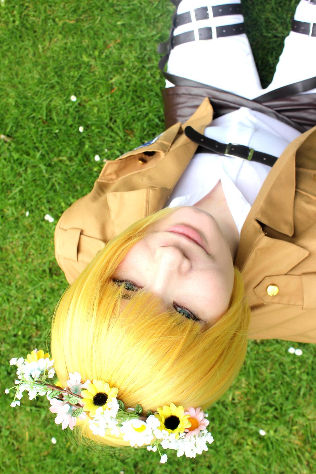 Armin Arlert by Chee-Cos