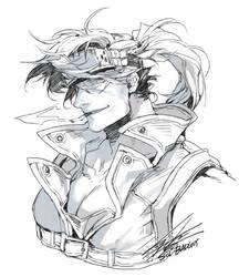 scribble: Badguy