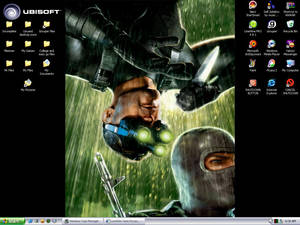 SplinterCell desktop