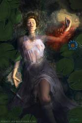 Ophelia II by SebastianBecker