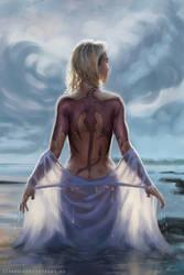 Inner Spirit by SebastianBecker