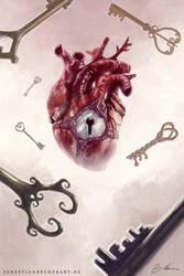 Key to my Heart by SebastianBecker