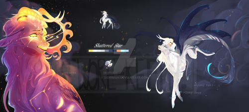 -Shattered Star- MLP ADOPT AUCTION [CLOSED]
