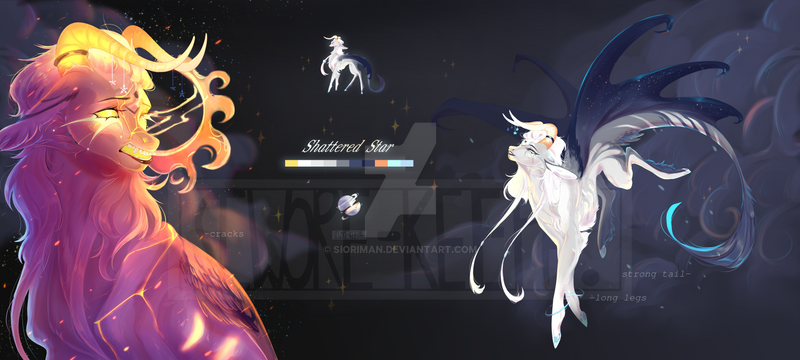 -Shattered Star- MLP ADOPT AUCTION [OPEN]