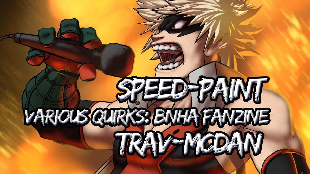 Various Quirks Fan Zine Video by trav-mcdan