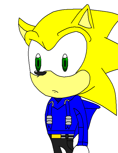 Somco The Hedgehog by FarahTheHedgehog