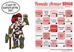 Female Armor Bingo Helena by Jinksa