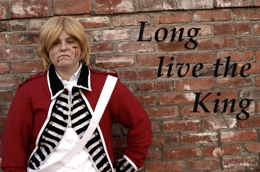 APH: Long Live the King by HikariToshiro