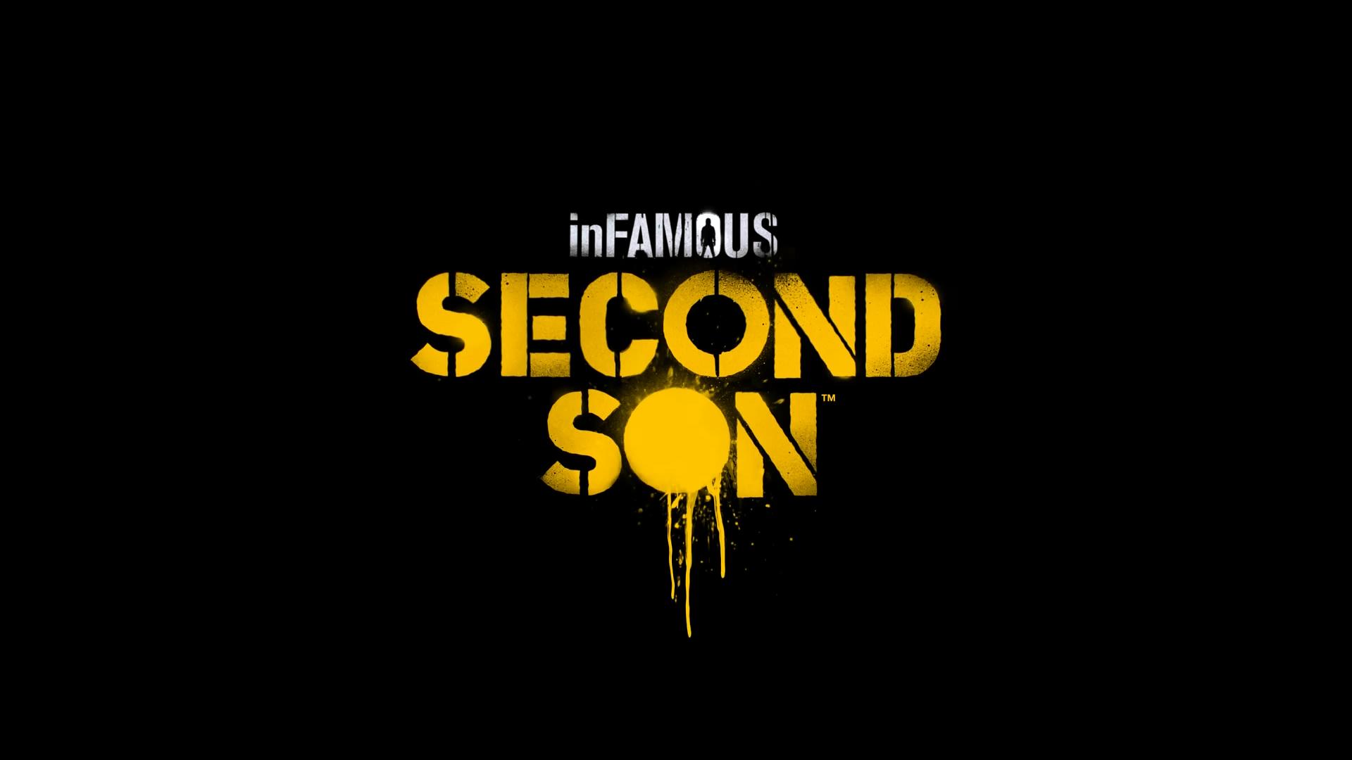inFAMOUS Second Son - inFAMOUS Second Son logo by Legan666