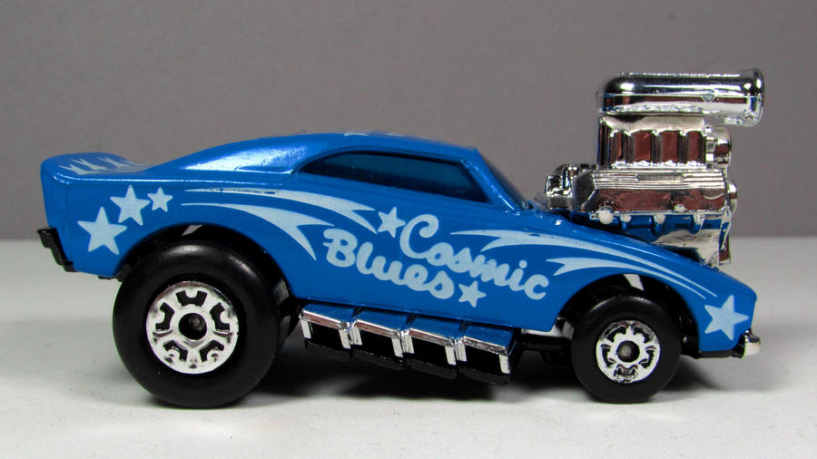 Matchbox '68 Dodge Charger by craftymore on DeviantArt