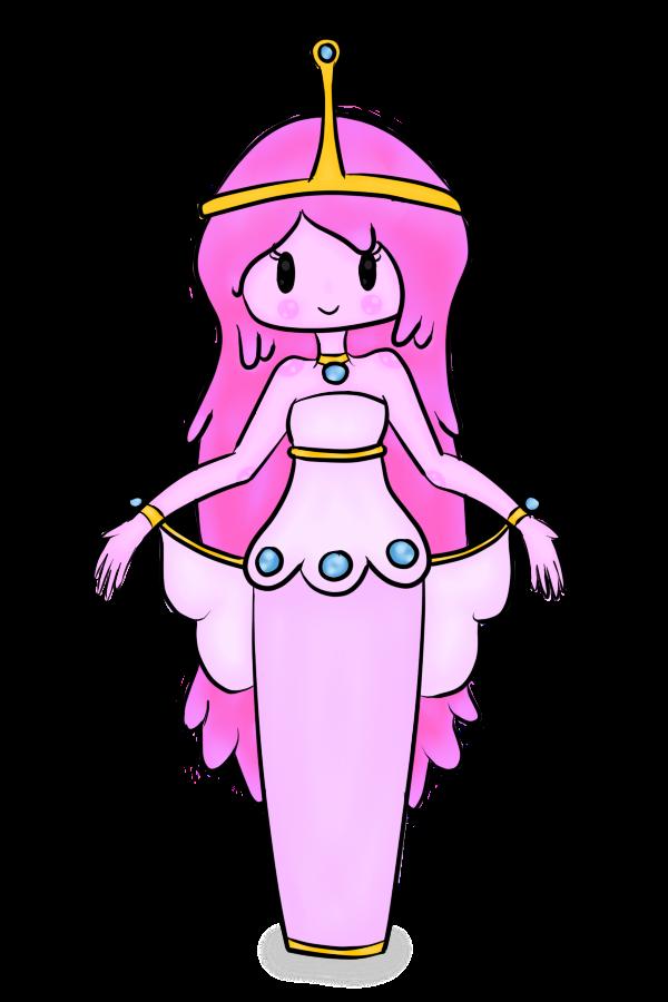 Princess Robot Bubblegum by 610gonzalez on DeviantArt