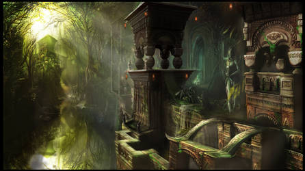 City Of The Ancients