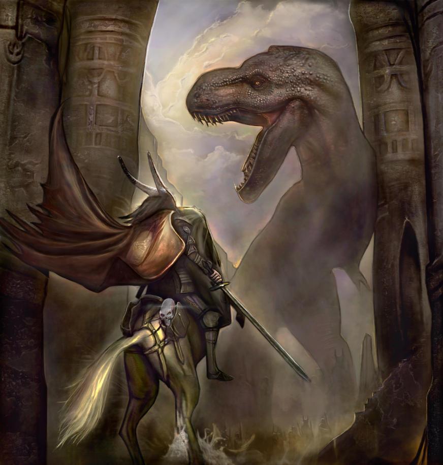 Master And Servant by GutsBerserk