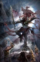 Hybrid Attack by Joseph-C-Knight