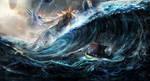 Ragnarok by Joseph-C-Knight