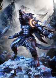 Werewolf by Joseph-C-Knight